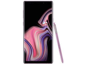 Samsung Galaxy Note9 Factory Unlocked Phone with 6.4in Screen and 128GB - Lavender Purple (Renewed)