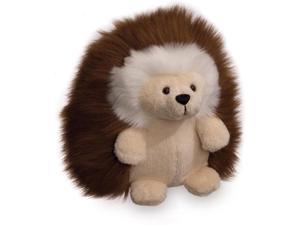 Ganley the Hedgehog 3 Inch Plush Animal | Beige