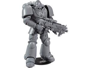 Warhammer 40K 7 Inch Action Figure | Space Marine Primaris Intercessor Artist Proof