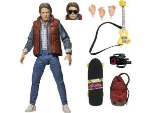 Back To The Future Marty McFly Ultimate 7 Inch Action Figure