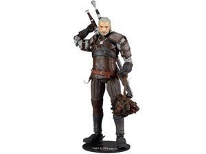 The Witcher Geralt of Rivia 7 Inch Action Figure