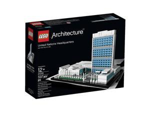 Lego Architecture United Nations Headquarters Set