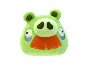 """Angry Birds 8"""" Moustache Pig Plush Officially Licensed"""