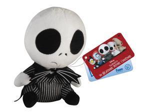 Nightmare Before Christmas Mopeez Jack Skellington Plush Figure