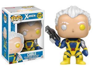 POP Vinyl Marvel X-Men Cable Figure, Cartoons | Comics by Funko