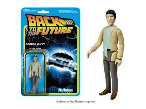 Funko ReAction Back To The Future George McFly Action Figure