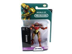 "World of Nintendo 2.5"" Mini Figure: Metroid Samus"