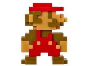 """Super Mario Bros. Series 5 Nintendo 8-Bit Mario 2.5"""" Mini Figure"""