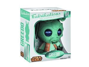 Funko Fabrikations Star Wars Greedo Soft Sculpture Plush Figure