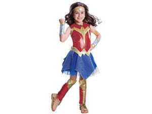 Wonder Woman Movie Deluxe Child Costume Large