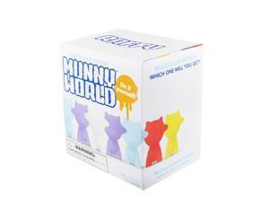 """Munny Wolrd Raffy 2.5"""" Blind Box DIY Figure"""
