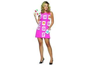 Memory Match Game Dress Costume Adult Standard