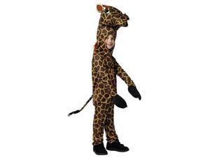 Giraffe Costume Child Small 4-6X