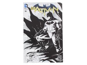 Batman Vol 2 #50 Comic Con Box Black And White Cover Comic