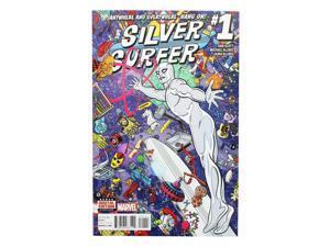 Marvel Comics Silver Surfer #1 (Digital Edition)