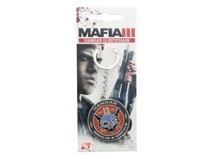 Mafia III Hangar 13 Metal Keychain