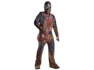 Star Wars Solo Movie Chewbacca Deluxe Adult Costume - X-Large