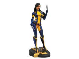 Marvel Gallery Unmasked X-23 9-Inch PVC Statue SDCC Exclusive