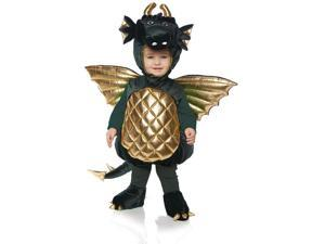 Green Dragon Toddler Costume XL