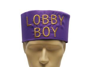 Grand Budapest Hotel Lobby Boy Hat