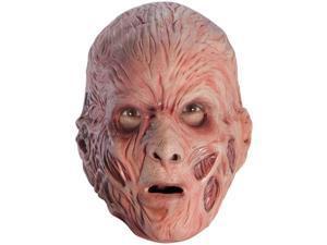 Nightmare On Elm St. Freddy Krueger Costume Foam Latex Adult Mask