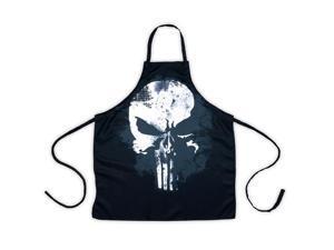 Marvel The Punisher Skull Logo Adult Kitchen Apron
