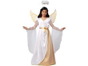 Guardian Angel Child Costume Medium