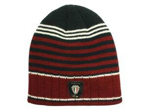 Dahlia Acrylic Men s Fashion Colorful Stripes Knitted Beanie Cap ... b572da0b9d0