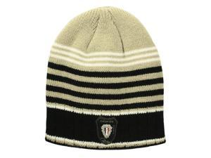 5c08e1a854b Dahlia Acrylic Men s Fashion Colorful Stripes Knitted Beanie Cap Hat ...