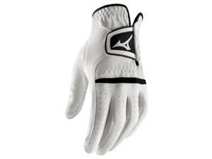 2020 Mizuno Comp Golf Gloves Cadet White/Black LH Large NEW