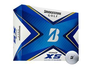 2020 Bridgestone Tour B XS Golf Balls 1 Dozen White NEW