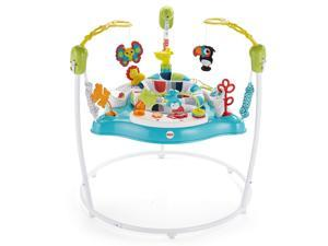 Fisher-Price Color Climbers Jumperoo Home Baby Toy Activity Entertaining Bouncer