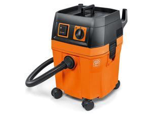 FEIN 1000 Watt 8.4-Gallon Turbo II Vacuum Cleaner with Fieece Filter Bag, Orange
