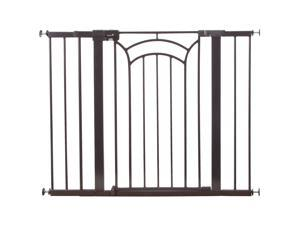 Safety 1st Easy Install Tall & Wide Pressure Mount 29 to 47 In Baby Safety Gate
