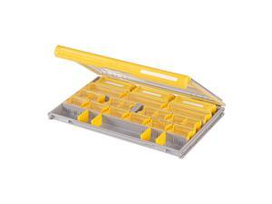 Plano PLASE400 Edge Fishing Terminal Tackle Box Storage Organizer with Dividers