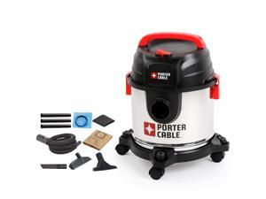 PORTER-CABLE PCX18301-4B 4 Gallon 4 Peak Horsepower Wet and Dry Vacuum Cleaner