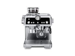 De'Longhi EC9335M La Specialista Dual Heating Espresso Machine, Stainless Steel