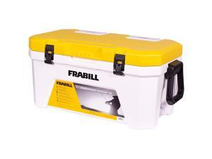 Frabill FRBBA230 30 Quart Magnum Bait Station 2 Speed Aerating Fishing Cooler