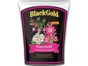SunGro Black Gold Waterhold Cocoblend Potting Soil Mix, 2 Cubic Ft Bag (10 Pack)