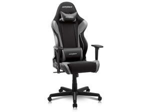 DXRacer OH/RAA106/NG Racing Ergonomic Gaming Home Office Chair, Green and Black