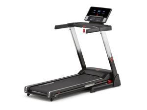 Reebok A4.0 Home Workout Exercise Running Treadmill with Future Console, Silver