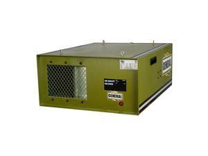 General International 1/5 HP 1089 CFM Smart Air Purifier Super Filtration System