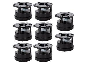 Moultrie All In One Timer Kit Attachment Accessory for Deer Feeder (8 Pack)