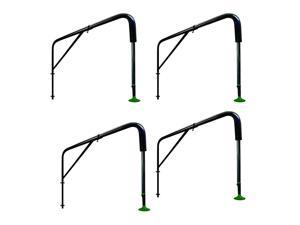 Little Giant Cattle and Livestock Sprayer Boom with Holder and Nozzle (4 Pack)