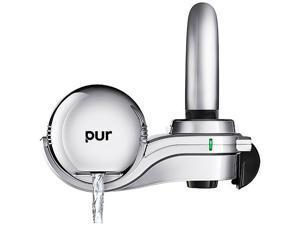 PUR FM-9400B AdvancedPlus Water Filtration Filter, Chrome