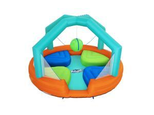 Bestway H2OGO! Dodge & Drench Kids Inflatable Bounce House Game Water Park