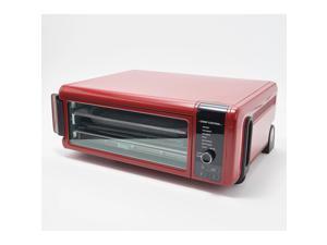 Ninja Foodi 8 in 1 Digital Countertop Air Fry Oven, Red