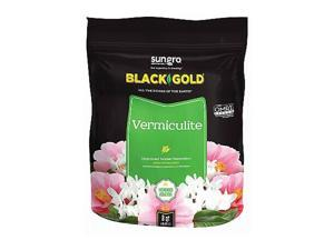 SunGro Black Gold Natural and Organic Vermiculite Potting Mix, 8 Qt Bag (4 Pack)