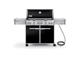 Weber Summit 7471001 E-670 769-Square-Inch 60,800-BTU Natural-Gas Grill