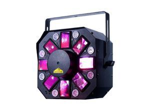 American DJ Stinger II 3 in 1 FX Moonflower Laser & UV Black Light   STINGER-II